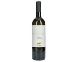Archivní moravské bílé víno Skoupil PÁLAVA polosuché, 750ml