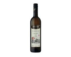 Moravské bílé víno Žarošice CHARDONNAY, polosladké, 750 ml