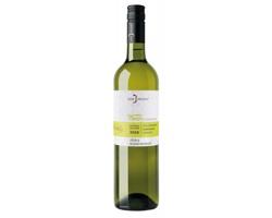 Kabinetní polosuché víno Hruška DĚVÍN MUŠKÁT FRESH, 750 ml