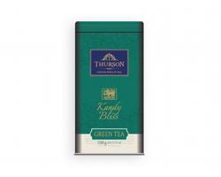 Sypaný zelený čaj KANDY BLISS v plechové krabičce