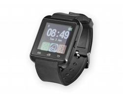Chytré hodinky VALONY se snímačem aktivity - černá