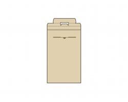 Kartonová obálka OBAL, 34x54.5 cm