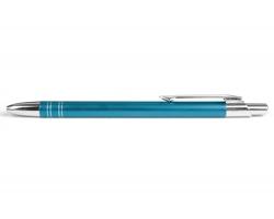 AKCE: Kovové kuličkové pero GLASGOW - modrá
