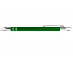 AKCE: Kovové kuličkové pero GLASGOW - zelená
