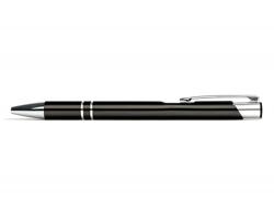 AKCE: Kovové kuličkové pero LONDON - černá