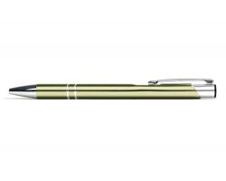 AKCE: Kovové kuličkové pero LONDON - zlatá
