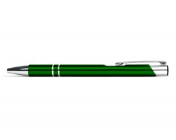 AKCE: Kovové kuličkové pero LONDON - zelená