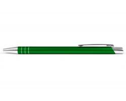 AKCE: Kovové kuličkové pero MANCHESTER - zelená