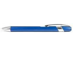 AKCE: Kovové kuličkové pero BELFAST - modrá