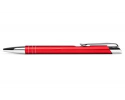 AKCE: Kovové kuličkové pero LIVERPOOL - červená
