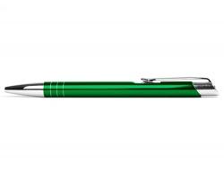 AKCE: Kovové kuličkové pero LIVERPOOL - zelená