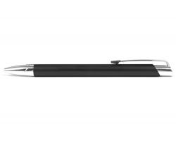 AKCE: Kovové kuličkové pero DERBY - černá