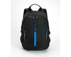 Kompaktní batoh JAILS s vysoce prodyšnými zády - modrá