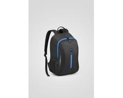 Kvalitní vycházkový batoh SEGUE s vyztuženými zády - modrá