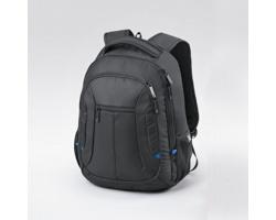 Cestovní batoh na 15 notebook AFOOT s organizérem - modrá