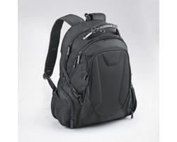 Prostorný batoh na 15 notebook BALM s prostorem pro dokumenty A4 - modrá