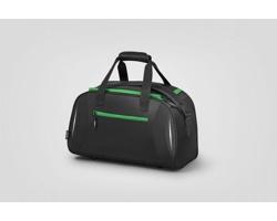 Lehká a odolná sportovní taška CAMB s nastavitelným ramenním popruhem - zelená