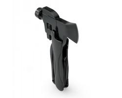 Nerezový multifunkční nástroj GABON s pouzdrem - černá