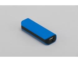 Plastová kapesní powerbanka ROBES - modrá