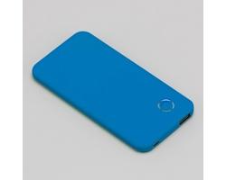 Praktická cestovní powerbanka RARITAN se silikonovou úpravou - modrá