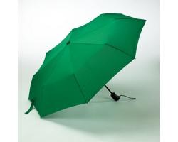 Vysoce kvalitní skládací deštník RAPIDS s odolností proti větru - zelená