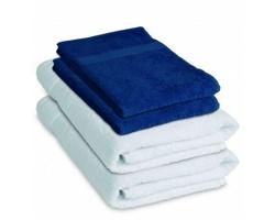 Značková sada ručníků Vanilla Season DERIAA SET 4 - bílá / modrá
