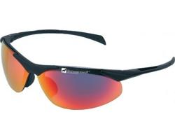 Značkové sluneční brýle SCHWARZWOLF 4 ALL s vyměnitelnými skly - černá