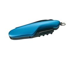 Značkový multifunkční nůž Schwarzwolf CAVALI, 11 funkcí - modrá