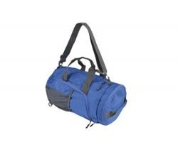 Značková skládací taška / batoh Schwarzwolf BRENTA - modrá