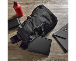 Značkový sportovní batoh Schwarzwolf ORIZABA s kapsou na notebook - šedá / černá