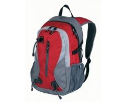 Značkový sportovní batoh Schwarzwolf TORENT - červená