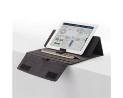 Konferenční desky PROVIDENCE s prostorem pro tablet - černá