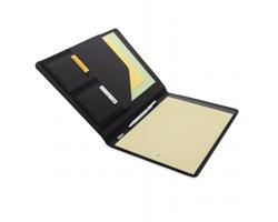 Desky na dokumenty MEWED z RPET materiálu, A4 - černá