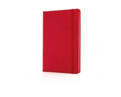 Poznámkový zápisník SNARES, formát A5 - červená