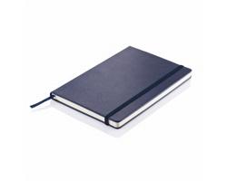 Poznámkový zápisník SNARES, formát A5 - tmavě modrá