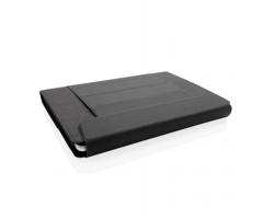 Obal a stojan na notebook 2v1 MAYER - černá