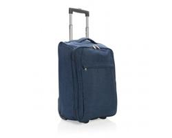 Skládací taška na kolečkách FADDISH - modrá