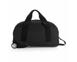 Cestovní taška CLARK na kolečkách - černá