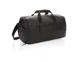 Polyesterová víkendová taška DELPHINE - černá