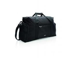 Značková sportovní a pracovní taška ATONED s RFID kapsami - černá