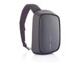 Nedobytná crossbody taška Bobby Sling SPECULA z recyklovaného PET - černá / černá