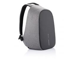 Nedobytný batoh BOBBY PRO s variabilním organizérem - šedá / černá
