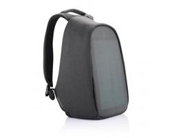 Nedobytný batoh Bobby TALUS s integrovaným solárním panelem - černá