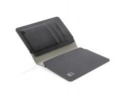 Mimořádně tenká peněženka GREY s RFID ochranou - černá