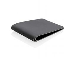 Ultra tenká peněženka RACE s RFID ochranou - černá