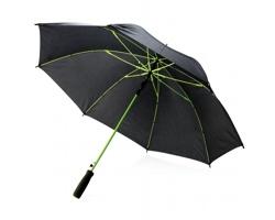 Osmipanelový deštník VALLEY s automatickým otevíráním - zelená