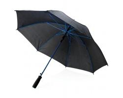 Osmipanelový deštník VALLEY s automatickým otevíráním - modrá