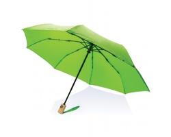 Automatický deštník GRUBS z recyklovaného PET materiálu - zelená