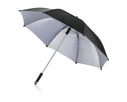 Odolný deštník WALLACE - černá