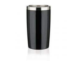 Nádoba na chlazení lahve s vínem SHANTEL - černá